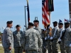 USAR Ft. Bragg change of command ceremony