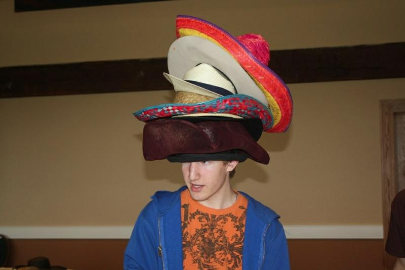 Backpackers wear many hats