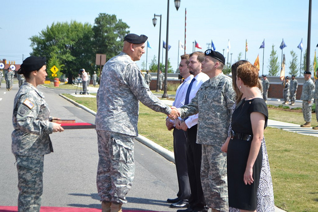 General Ordierno and LTG Talley