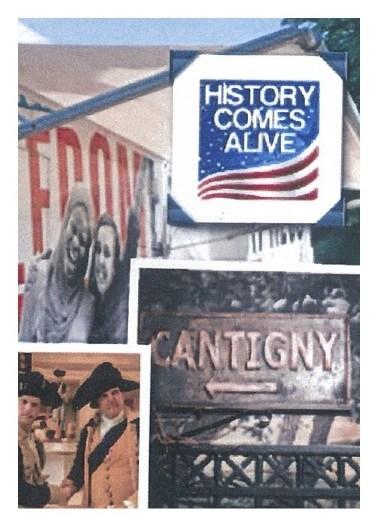 History Comes Alive! at Caantigny!