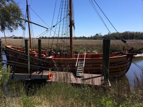 ship charleston