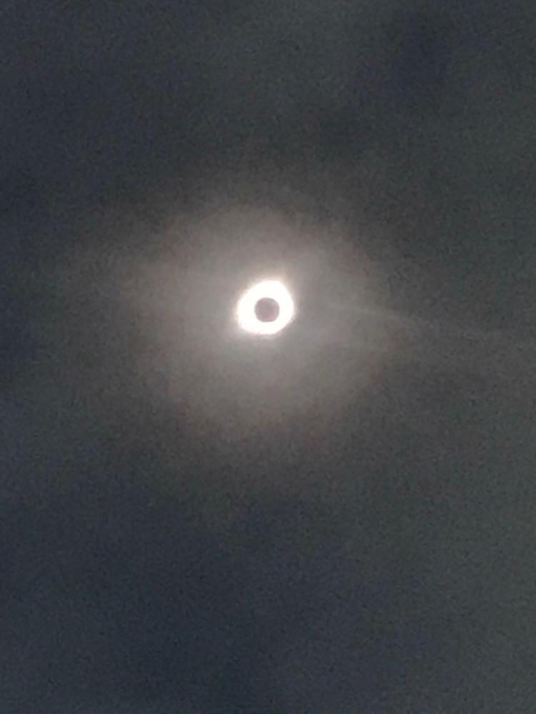 The Eclipse was here!