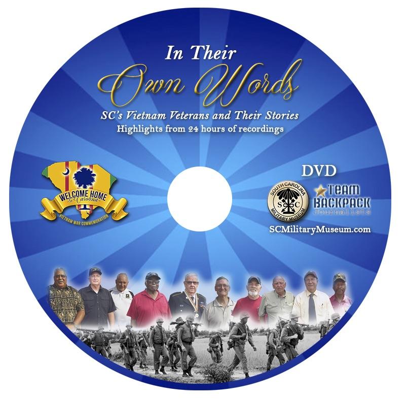 In+their+own+words%2C+Oral+Histories+of+SC+Vietnam+Veterans