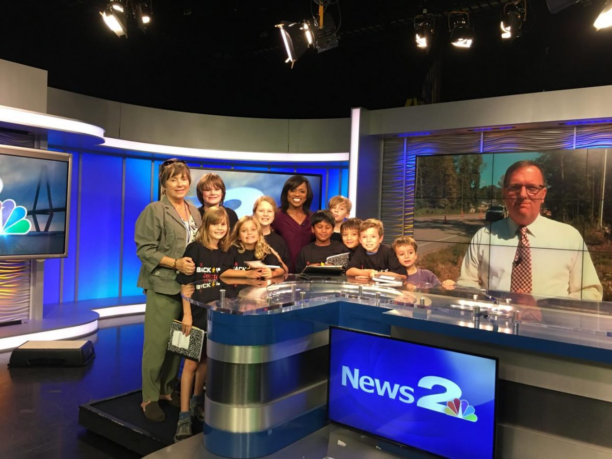 Cover the Assignment – Channel 2 – NBC – VISIT!