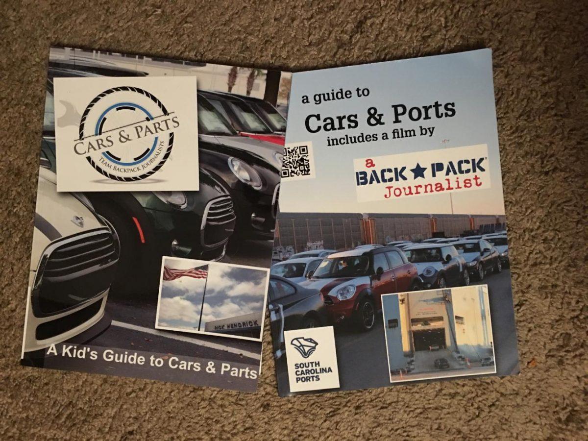 Cars & Parts – Cars & Ports!