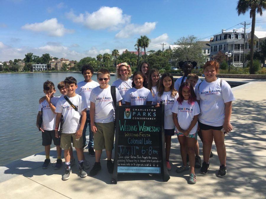 It's a wrap – Kids Guide to Charleston camp