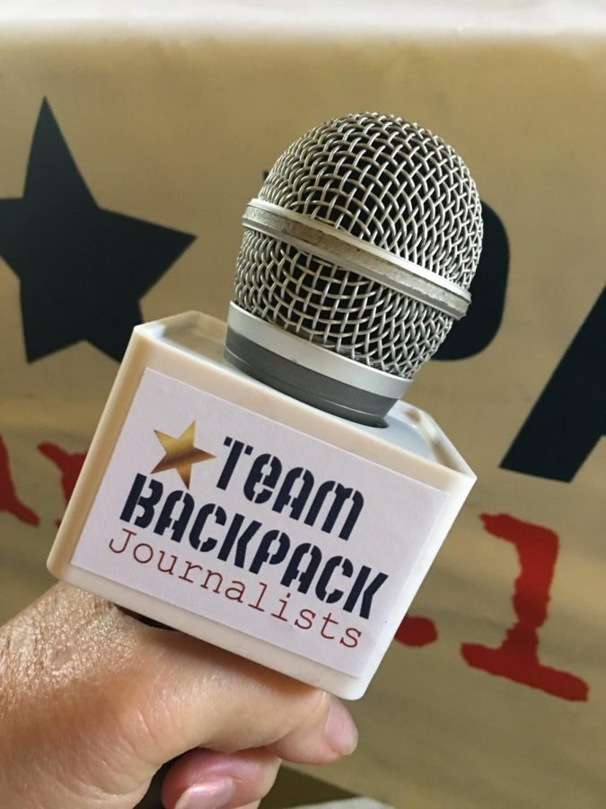 Team Backpack Filmmakers