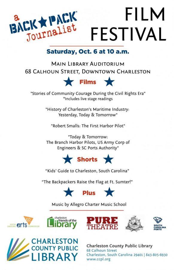 Backpack Journalist Film Fest – October 6, 2018