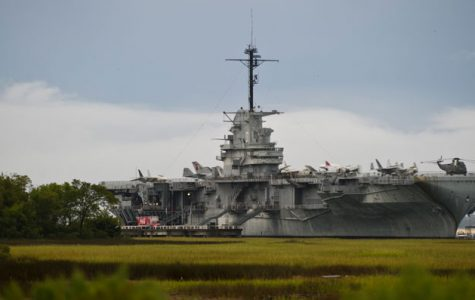A visit to the USS Yorktown - read all about it here!