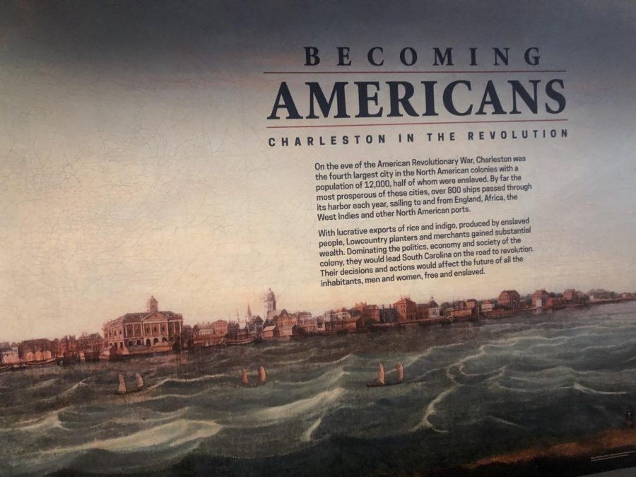 The Charleston Museum – adventures ongoing!