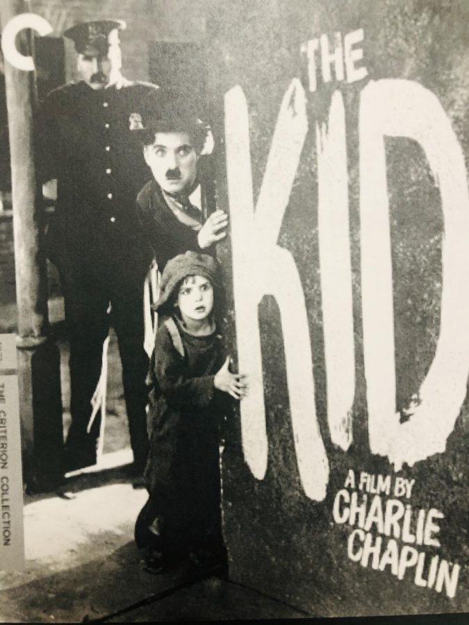 Adoring crowds greeted Charlie Chaplin in 1921 following Armistice Day!